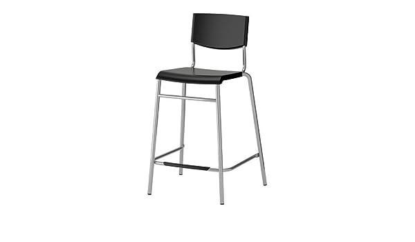 Ikea sgabello da bar stig bancone sedia cm altezza seduta con