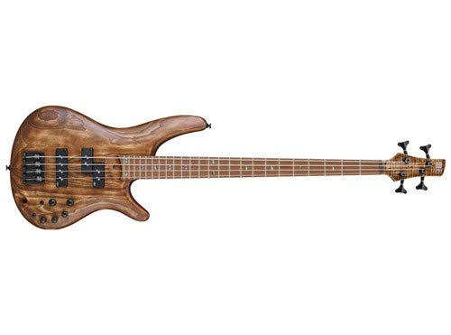 IBANEZ SR-Serie E-Bass 4 String - Antique Brown Stained (SR650E-ABS)