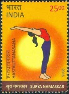 Surya Namaskar Surya Namaskar, Yoga, Pranamasana Rs. 25