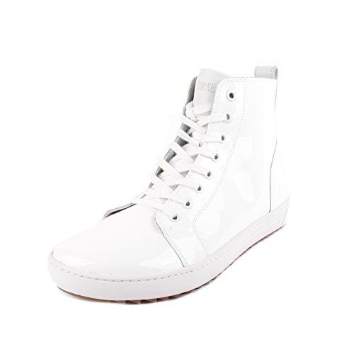 Scarpe white Bartlett 1005656 Birkenstock patent Stringate Donna zw4g7Icfq5