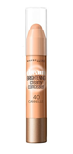 Maybelline New York - Correcteur Anti-Cernes Éclat - Texture Crémeuse - Dream Brightening Concealer - Cannelle (40)