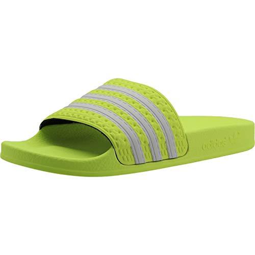 best sneakers f9760 a147e adidas Adilette, Scarpe da Fitness Uomo, Multicolore Ftwbla Seamhe 0, 39 1