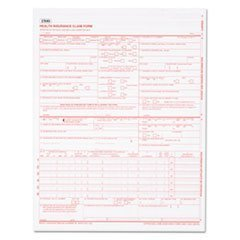 - Centers for Medicare and Medicaid Services Forms, 8 1/2 x 11, 500 Forms by MOT5