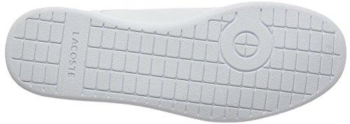 Lacoste ENDLINER 116 2 SPM Herren Sneakers Weiß (Wht)