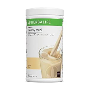 31eFi%2BFxhqL. SS300  - Herbalife Formula 1 550g 8 Flavours Available