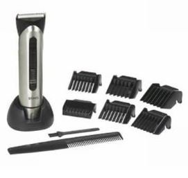 Peigne pour coupe de cheveux de qualité professionnelle en acier inoxydable