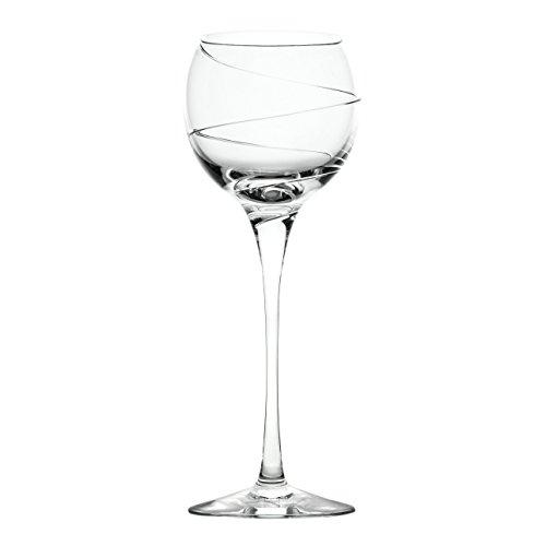 Cristal de Sèvres Imperial Set de Verres à Liqueur, Verre, 6 x 6 x 18 cm, Lot de 2