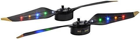 Kreema 2Pcs 8331 LED hélice lame à à à faible bruit Flash à libération rapide Prop CW CW pour Mavic Pro Platinum | Moderne Et élégant à La Mode  b7e59c