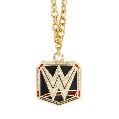 Wwe-anhänger (NEU WWE Championship 2014 TITEL/TITEL CHAMPION-GÜRTEL Pendant WWE-ANHÄNGER+HALSKETTE PENDANT KETTE)