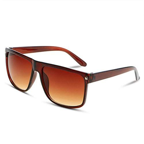 Sonnenbrille Frauen Männer Übergroße Sonnenbrille Großer Rahmen Sonnenbrille Weibliche Brille Männer Schattierungen
