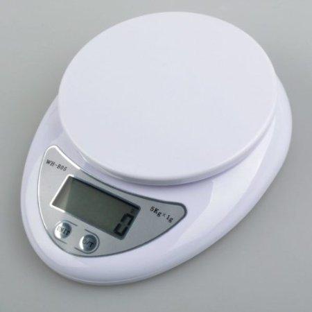 importer520-white-10lb-x-004oz-digital-kitchen-scale-diet-food-compact-kitchen-scale-5kg-x-1g-by-imp