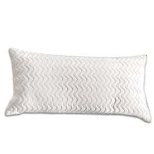 Mps textiles cuscini standard in con molle insacchettate for Cuscini amazon
