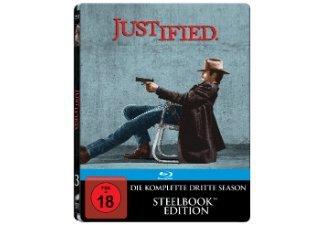 Staffel 3 (Steelbook) (Limited Edtion/Uncut) [Blu-ray]