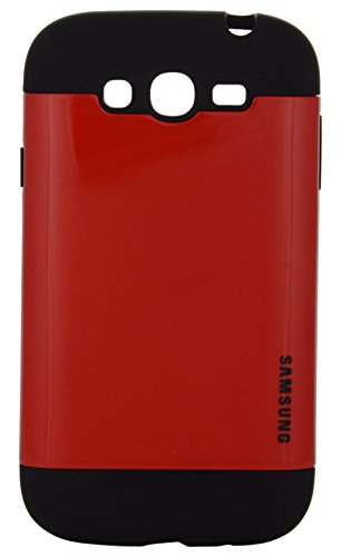 iCandy Super Glossy Hybrid Hard PC + Soft Rubber Back Cover for Samsung Galaxy Grand S9082 / Grand Neo S9060 / Grand Neo Plus S9060i - RED  available at amazon for Rs.129