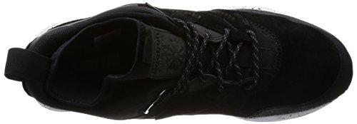 Reebok Ventilator Mid, Chaussures de running homme Noir/blanc