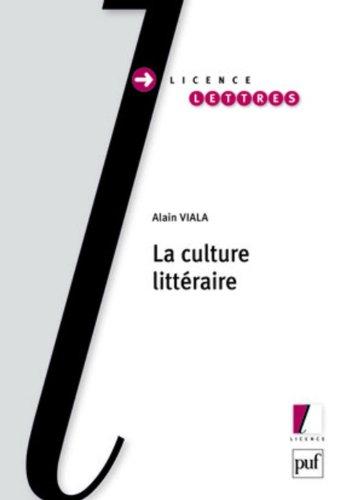 La culture littraire