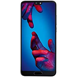 Huawei P20 128 GB 5.8-Inch FHD+ FullView Android 8.1 SIM-Free Smartphone, Single SIM, Black - UK Version