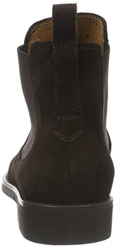 Lottusse L6607, Bottines non doublées homme Marron - Braun (BUCKS.MOKA)