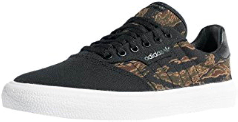 adidas Originals Herren Schuhe/Sneaker 3mc Schwarz 42 2/3
