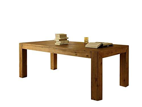 Florenz Esszimmertisch 200-260x100cm / Auszugtisch / Esstisch / Tisch / Holztisch / Massivholz - Akazie