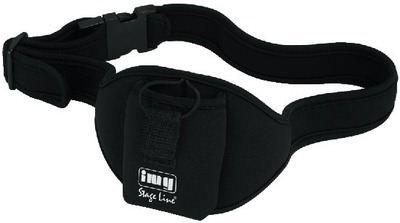 IMG Stage Line TXS-10BELT/SW Black Belt Bag