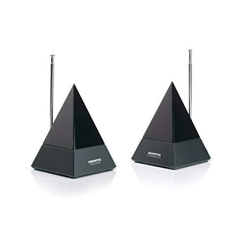 Marmitek Powermid XL - Estensore IR - senza fili - multiroom - soluzione wireless per estendere il segnale del telecomando attraverso pareti e soffitti