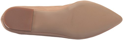 Steve Madden Fausto Daim Chaussure Plate Camel