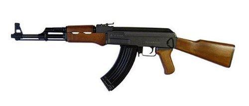 Nick and Ben Softair Gewehr Kalashnikov AK-47 mit Metallgearbox, Elektrisch