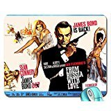 Entertainment Action Adventure James Bond in FROM RUSSIA WITH LOVE Maus Pad Computer Mauspad