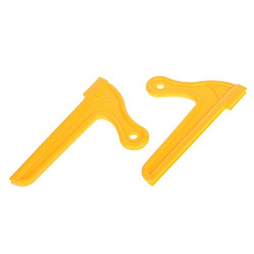 ZJL220 2 Teile/Satz V-typ Holz SAH Push Sticks Für Zimmerei Tisch Arbeitsmesser Fräser Holzwerkzeuge Handwerkzeuge
