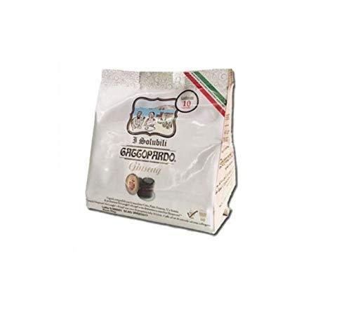 Gattopardo 80 Capsule di Ginseng Comp. Nespresso