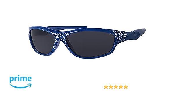 c03d490c03 Kids  Childrens Wrap Around Black Frame Sunglasses