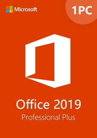 Microsoft Office Professional PLUS 2019 - Digital Download - Digital Licence