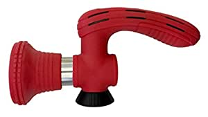 The big red blaster turn your garden hose into a fire hose - Turn garden hose into pressure washer ...