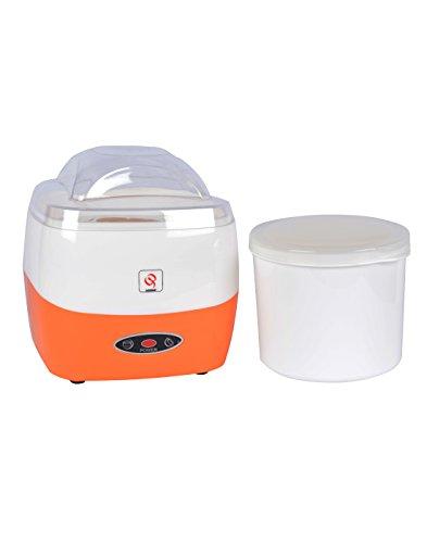 Goodway Electric Yogurt Maker- Orange & White