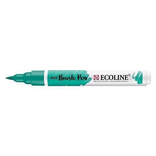 ecoline-liquido-acquerello-brush-pen-deep-gree