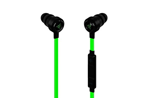 Razer Hammerhead Pro V2 – Analog Gaming & Music InEar Headset 31eH7kx6fPL