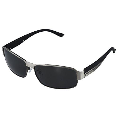 6ac2bc93384c7e SODIAL(R)Mode conduite verres polarises hommes lunettes de soleil de sports  de plein