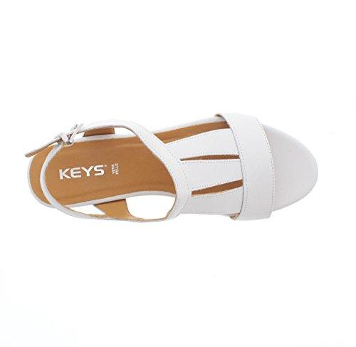 KEYS 5278 bianco - BNC