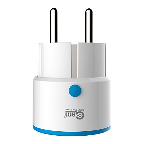 NEO Coolcam Z-Wave Plus Smart Power Plug Leistungsmessung Energie-Monitor Kompatibel mit Homee, Fibaro, Vera Plus -