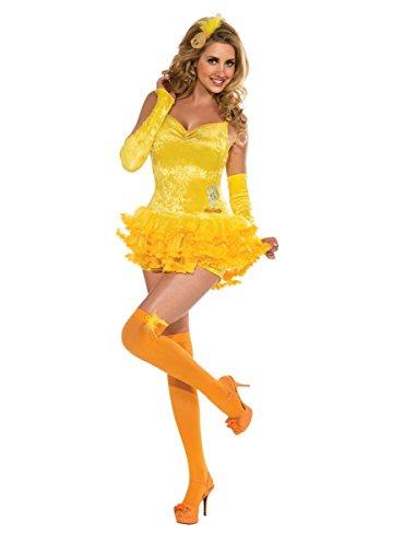 Looney Tunes Tweety Kostüm sexy Frauen (Looney Tunes Kostüm)