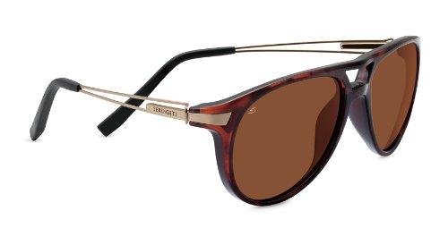 f68876e4b4d Serengeti Eyewear Sunglasses Udine Brown Shiny Taupe Tortoise Size M