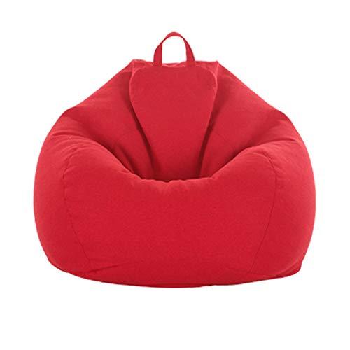 EP-Beanbag Chair Fauteuil Poire, canapé Simple Moderne Confortable Fauteuil de Familial inclinable, 40\