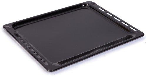 Bauknecht Lèchefrite émaillée/anti-rayures/convient également pour divers modèles de Whirlpool, Ikea et Algor