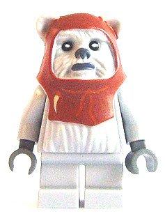 LEGO STAR WARS - MINIFIGUR EWOK CHIEF CHIRPA (Chief Chirpa Ewok) (Ewok Minifiguren Lego)
