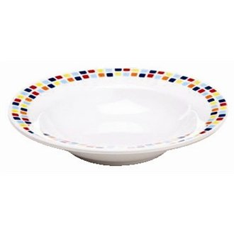 Nextday Catering CE269 Carlisle spagnolo Tile Pasta Bowl
