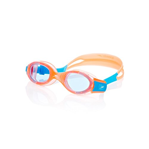 speedo-junior-futura-biofuse-goggles-orange-blue-one-size