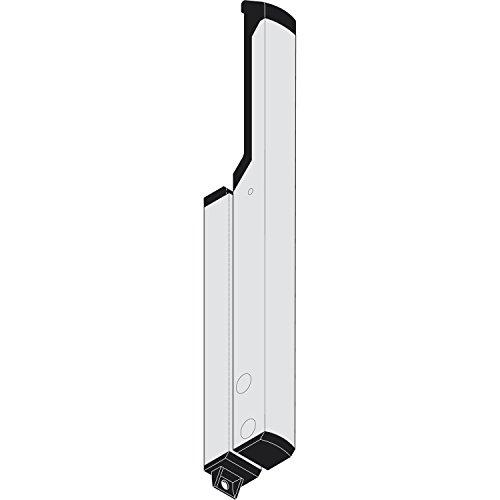 er, Aluminium silber eloxiert, 1 Stück | passend zu GEZE Oberlichtöffner OL 90 N / OL 95 ()