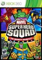 Thq Incorporated Sdvg Marvel Super Hero Squad Infinity Gauntlet Xbox 360 Game Action Adventure (Marvel Für Xbox 360)