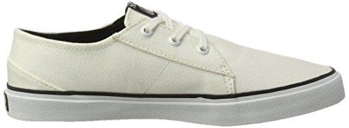Volcom Lo Fi Skate-Schuh, Chaussures de Skateboard Homme Weiß (Cloud)